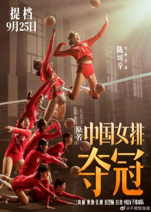 LEAP (Chinese: 夺冠) is a biographical sports film